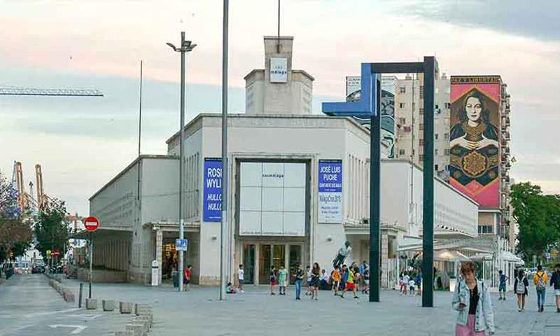 El CAC Málaga presenta una selección de sus fondos