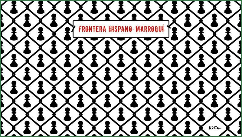 Editorial – La invasión de ilegales en Ceuta no debe quedar sin respuesta a Marruecos