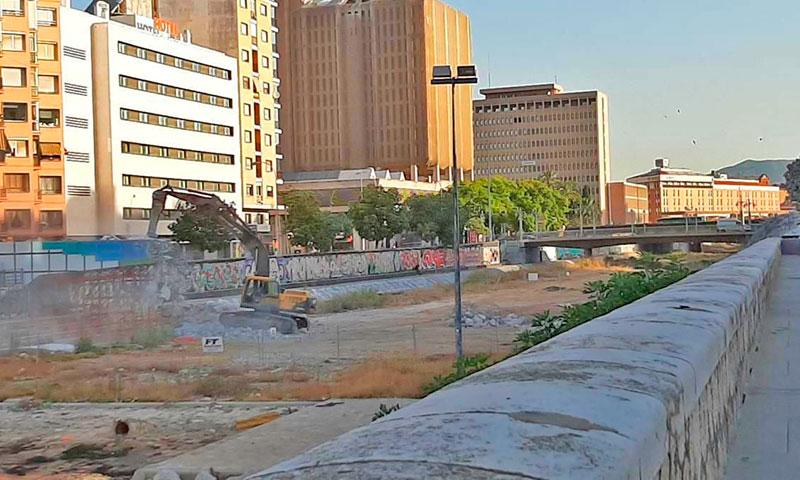 Dos años sin puente del CAC o la ineficiencia municipal