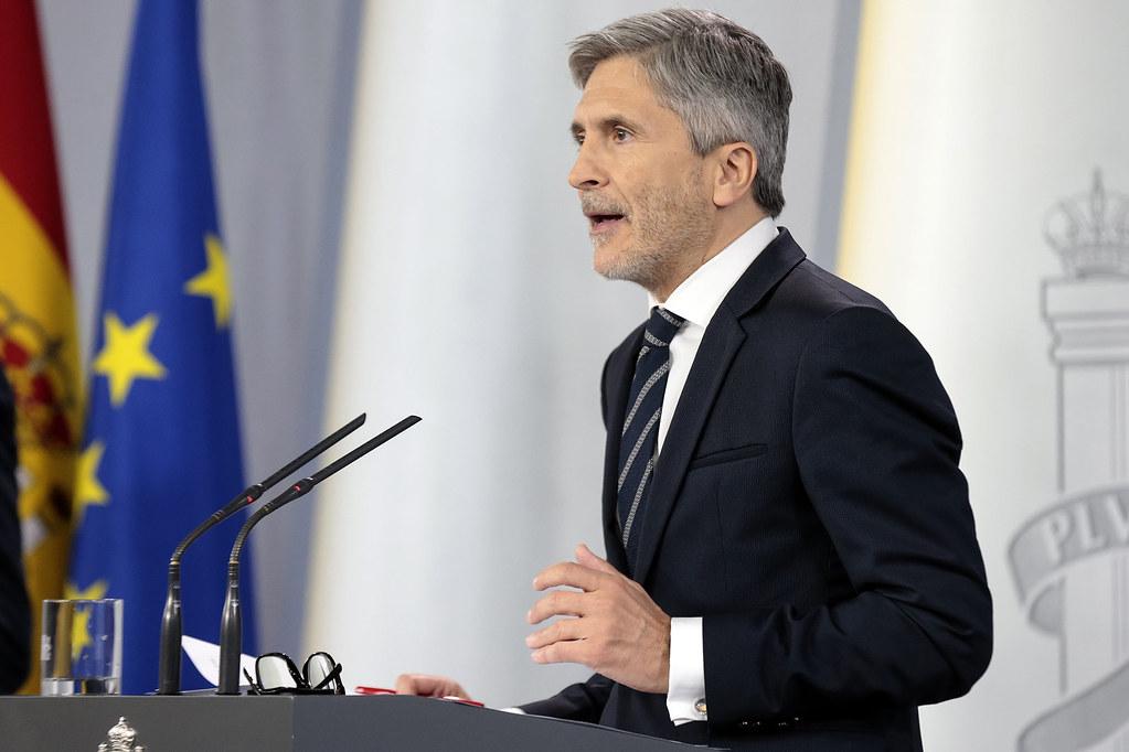 Varapalo de la Audiencia Provincial de Madrid al ministro Marlasca