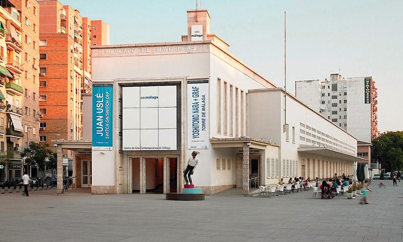 El CAC Málaga presenta las exposiciones de Franz West, Don Bergland y Aixa Portero