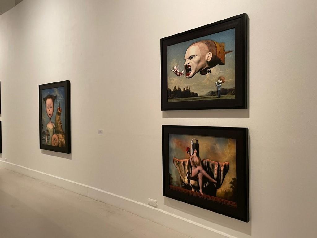 El CAC Málaga presenta The Silence of eternity de Don Bergland