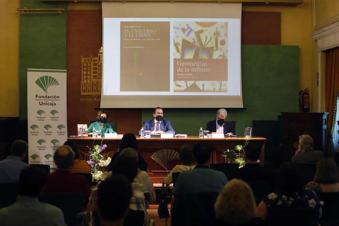 Fundación Unicaja y la Universidad de Málaga editan un estudio crítico de los cuentos de Borges