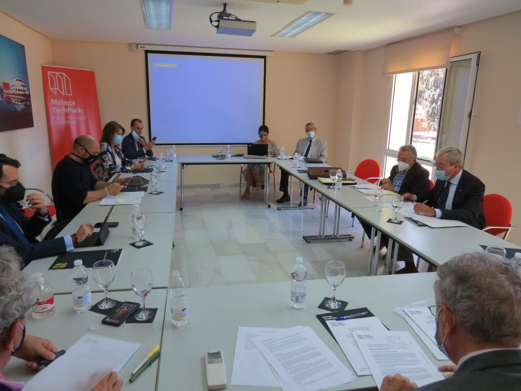 Málaga TechPark recibe más de 30 solicitudes de instalación