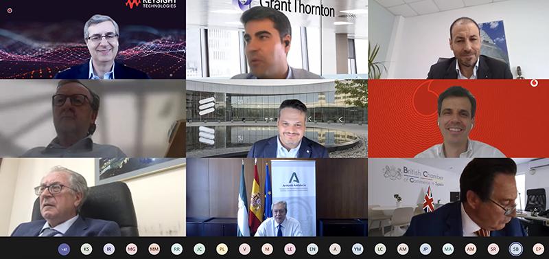 Málaga TechPark y la Cámara de Comercio Británica organizan una jornada online sobre los últimos avances en 5G