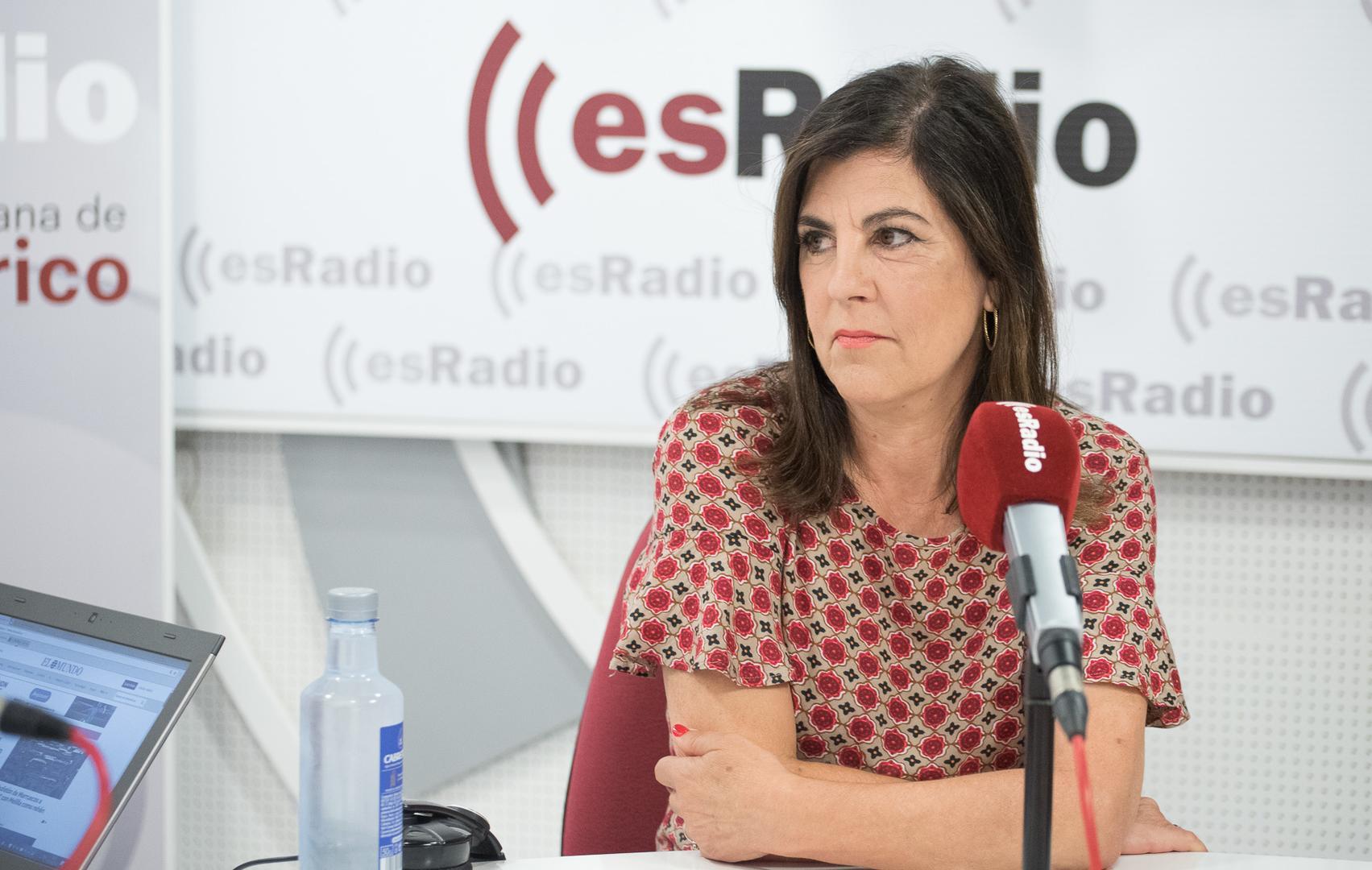 Entrevista con Gloria Lago, presidenta de la Asociación Hablamos Español
