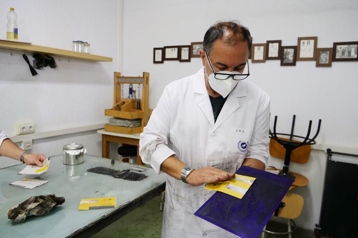 Investigadores de Bellas Artes rescatan una obra perdida del malagueño del XVIII Fernando Ortiz