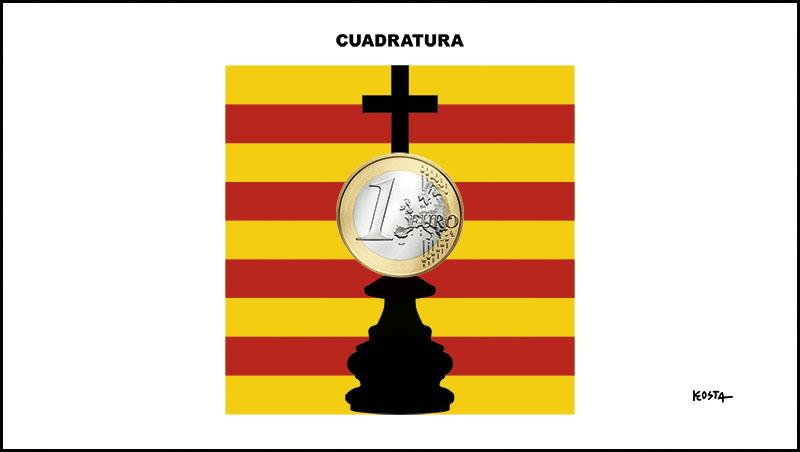 """Editorial – Indultos, primer paso """"legal"""" para la independencia de Cataluña"""