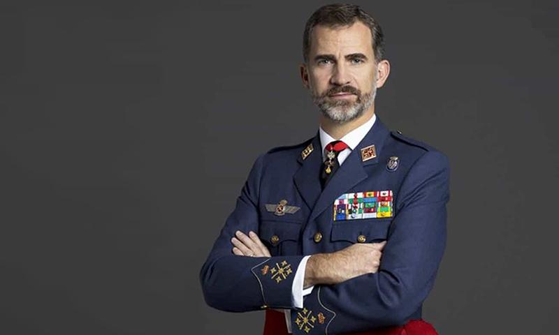 Carta a Su Majestad el Rey. Enrique de Vivero Fernández. Subsecretario de Defensa de TÚpatria