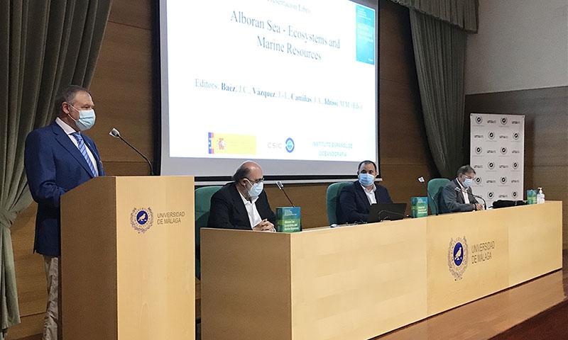 """""""Mar de Alborán: ecosistemas y recursos marinos"""""""