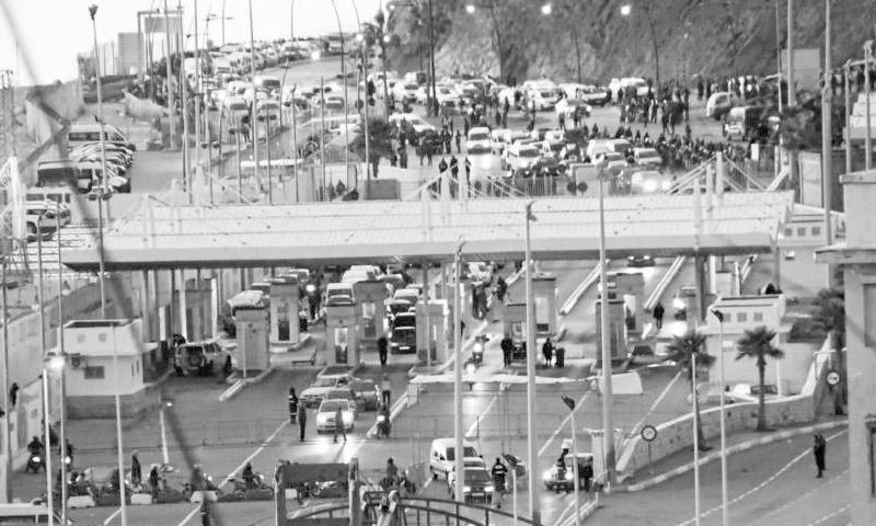 Ceuta y el Tratado de Schenguen