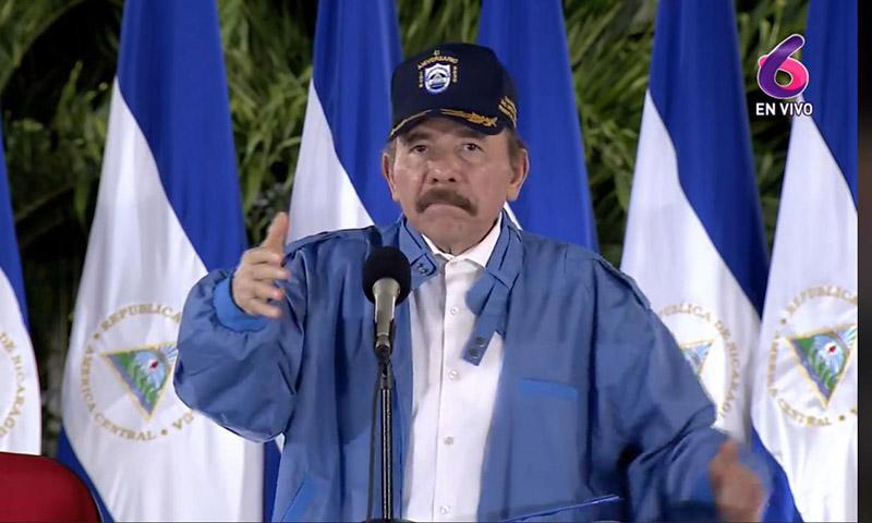 El dictador nicaragüense, Daniel Ortega, tiene encarcelados a los candidatos electorales y practica la tortura en sus cárceles