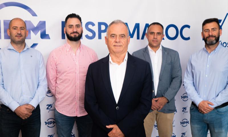 Hispamaroc cumple 25 años en el transporte y la logística para empresas