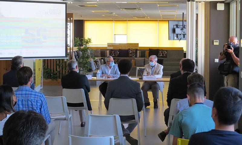 El curso de verano de Málaga TechPark, FGUMA y UNIA aborda los avances en 5G desarrollados por empresas del PTA y UMA