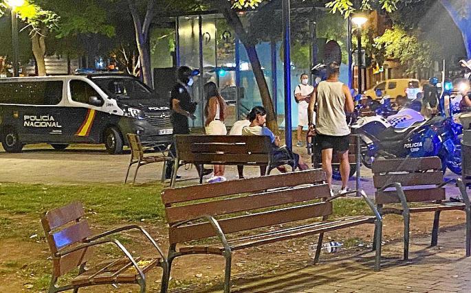 Detenido un mena fugado de un centro por violar a una chica de 14 años en Palma