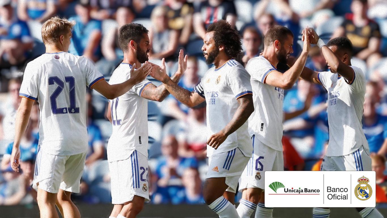 Unicaja Banco, tras la operación de fusión con Liberbank, se convierte en la entidad financiera oficial del Real Madrid