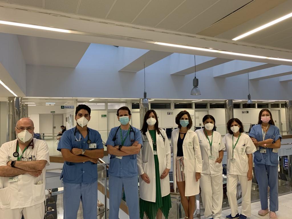Un centenar de familias son estudiadas cada año por cardiopatías en el Hospital Virgen de la Victoria de Málaga