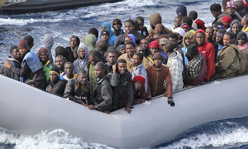 Solo VOX se interesa por la entrada de yihadistas entre grupos de inmigrantes