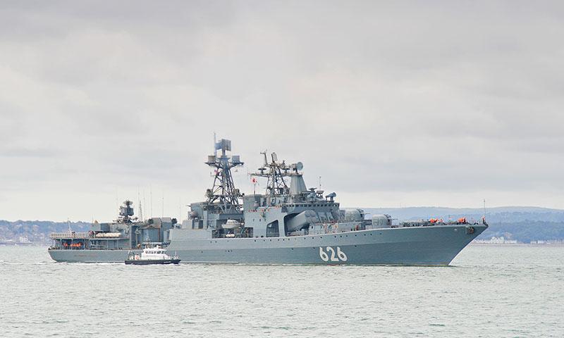 Rusia vetada por el Gobierno en Ceuta