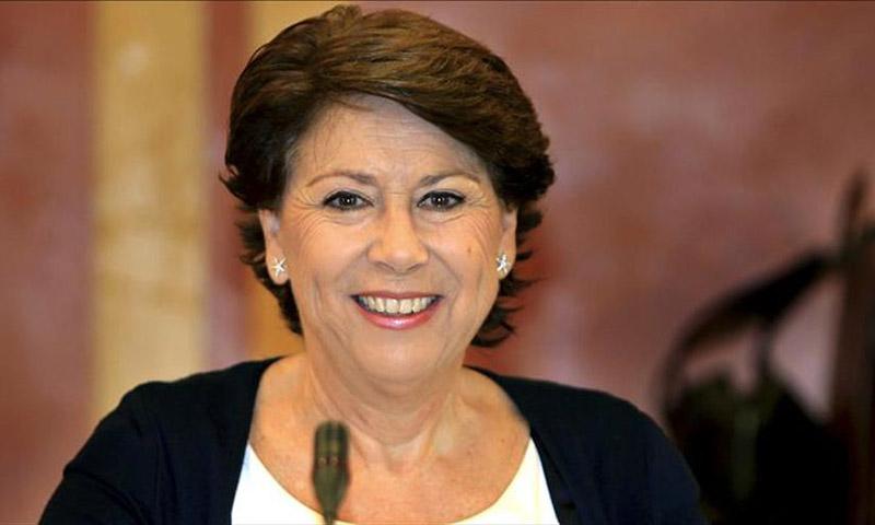 Magdalena Álvarez y lo que le cuesta al Estado un convenio con Abertis