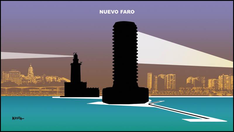 Editorial – El hotel del puerto, en la mira telescópica de la reacción